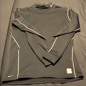 NikeFir cold weather shirt